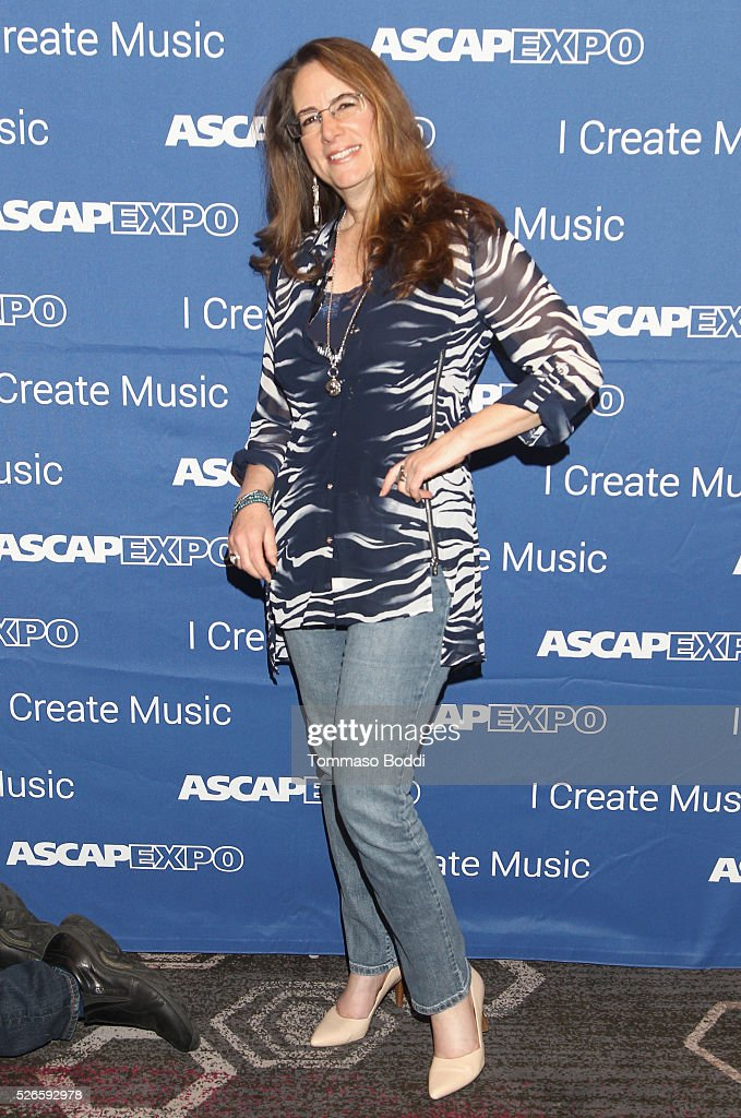 Composer Alex Shapiro attends the 2016 ASCAP 'I Create Music' EXPO on April 30, 2016 in Los Angeles, California.
