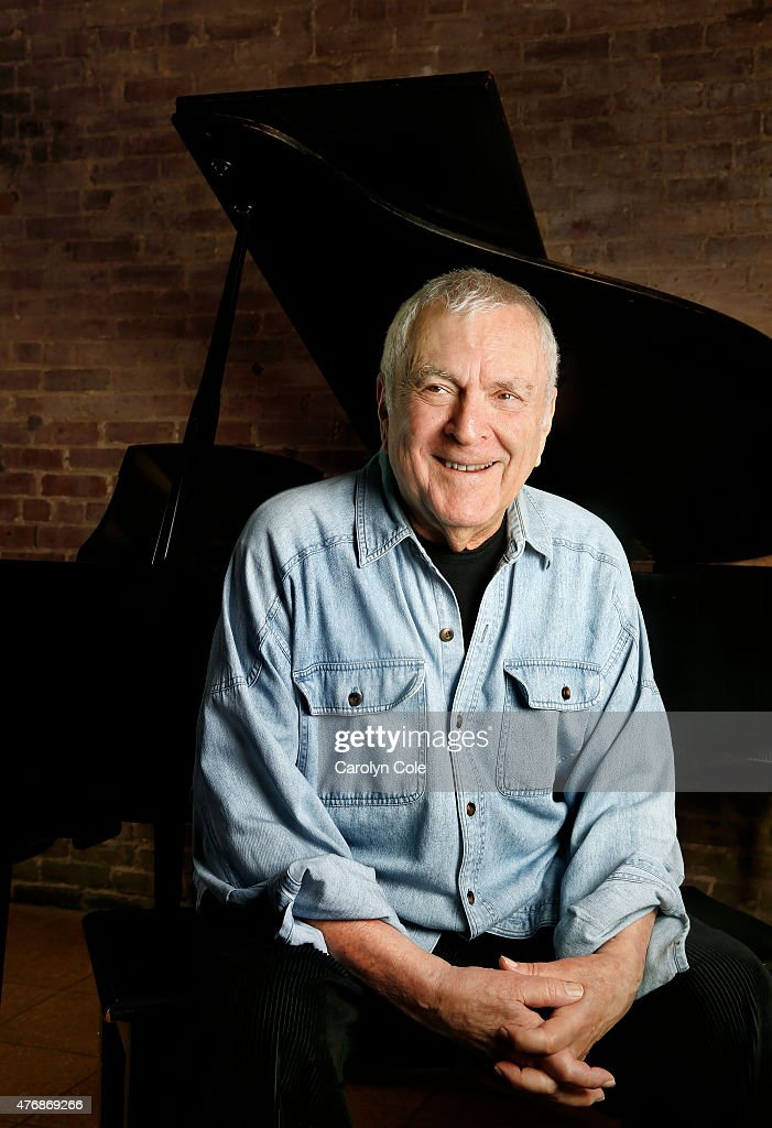 Composer and lyricist John Kander is photographed for Los Angeles Times on June 2, 2015 in New York City. PUBLISHED IMAGE.