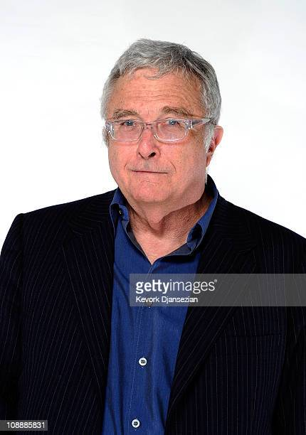 Composer and songwriter Randy Newman poses for a portrait at the 83rd Academy Awards nominations luncheon held at the Beverly Hilton Hotel on...