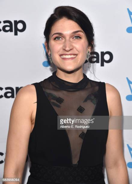 Composer Angela Parrish attends the 2017 ASCAP Screen Music Awards at The Wiltern on May 16 2017 in Los Angeles California