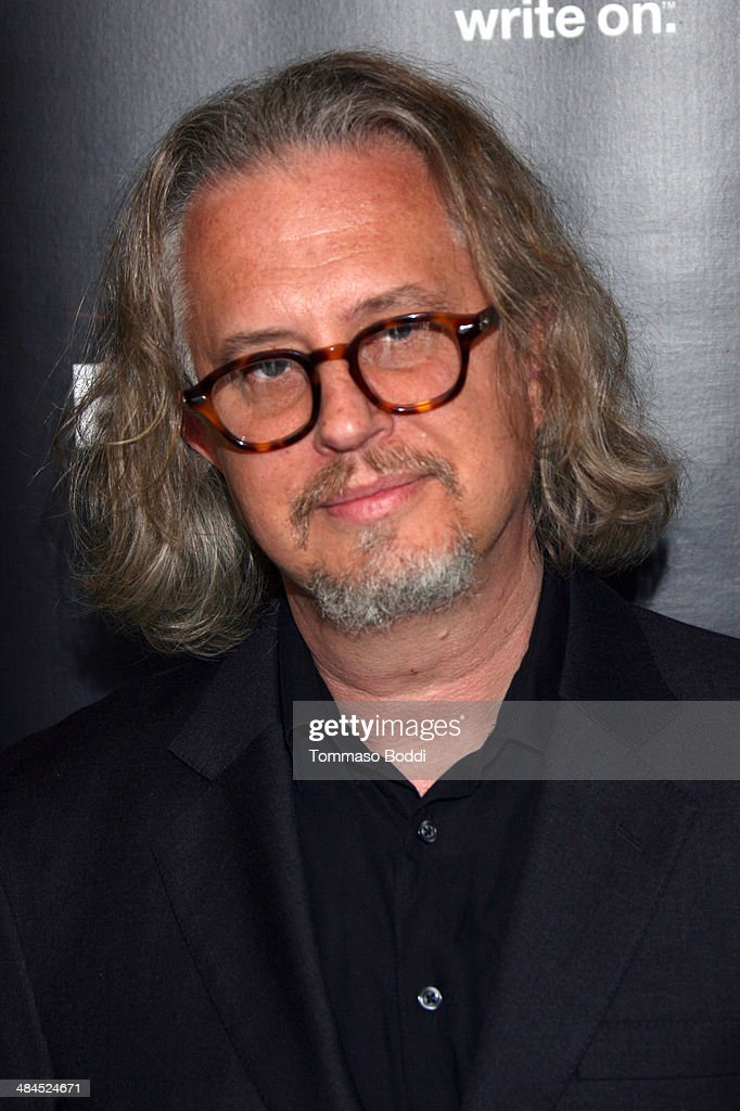 Composer Anton Sanko attends the Sundance Institute Composers Lab LA on April 12, 2014 in Beverly Hills, California.