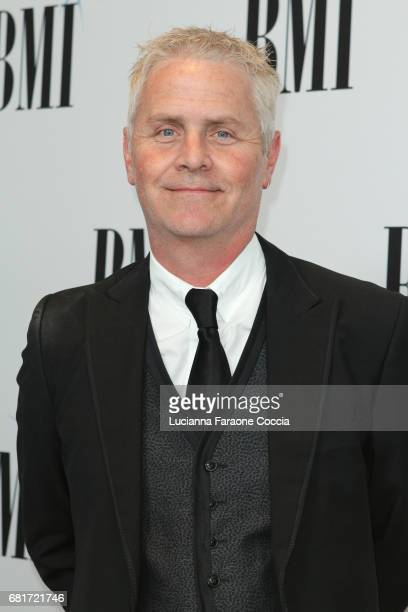 Composer Blake Neely attends the 2017 BMI Film TV And Visual Media Awards at the Beverly Wilshire Four Seasons Hotel on May 10 2017 in Beverly Hills...