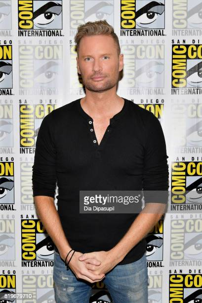 Composer Brian Tyler at ComicCon's 5th Annual 'Musical Anatomy Of A Superhero Film Composer' Panel at Hilton Bayfront during ComicCon International...