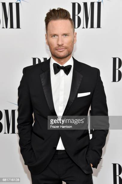 Composer Brian Tyler at the 2017 Broadcast Music Inc Film TV Visual Media Awards at the Beverly Wilshire Hotel on May 10 2017 in Beverly Hills...