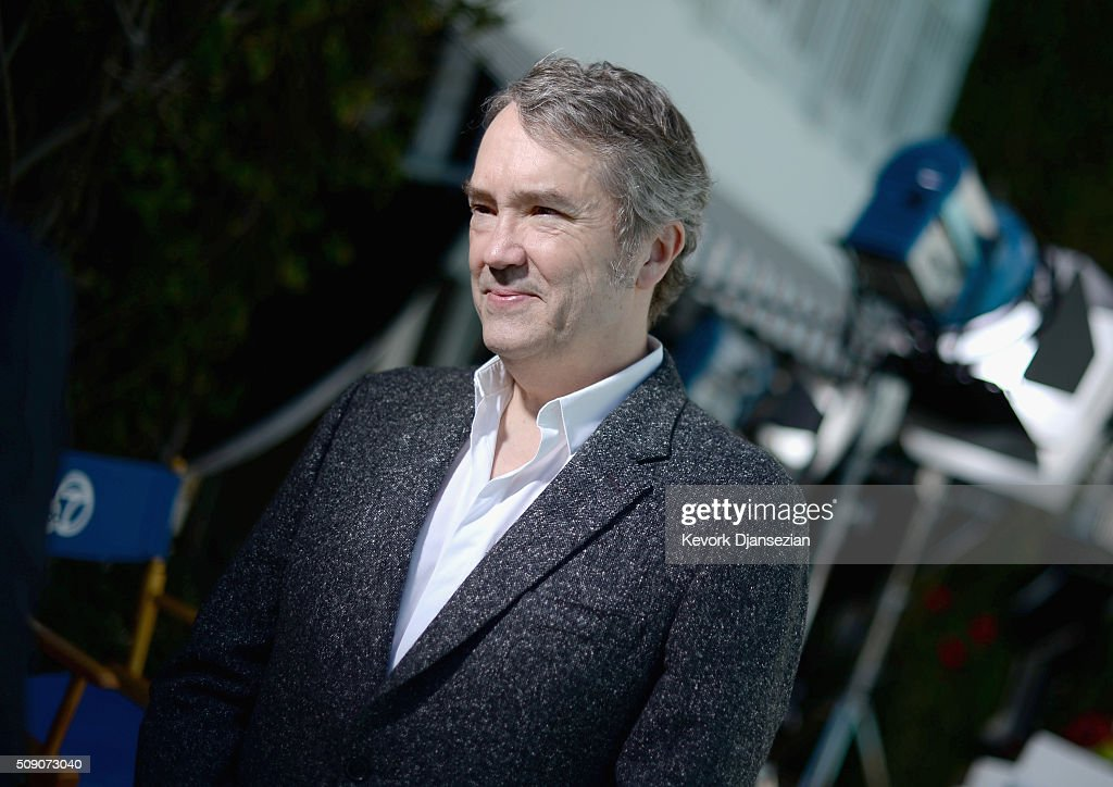 Composer <a gi-track='captionPersonalityLinkClicked' href=/galleries/search?phrase=Carter+Burwell&family=editorial&specificpeople=862227 ng-click='$event.stopPropagation()'>Carter Burwell</a> attends the 88th Annual Academy Awards nominee luncheon on February 8, 2016 in Beverly Hills, California.