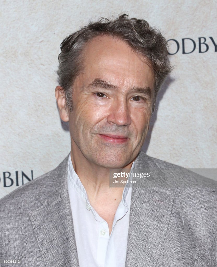 Composer Carter Burwell attends the 'Good Bye Christopher Robin' New York special screening at The New York Public Library on October 11, 2017 in New York City.