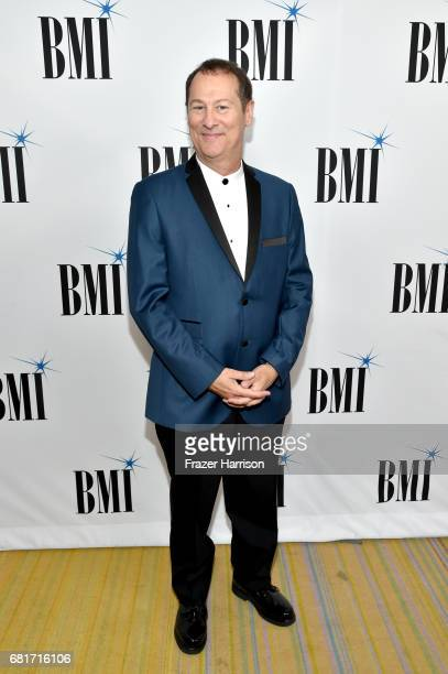 Composer Cliff Martinez at the 2017 Broadcast Music Inc Film TV Visual Media Awards at the Beverly Wilshire Hotel on May 10 2017 in Beverly Hills...