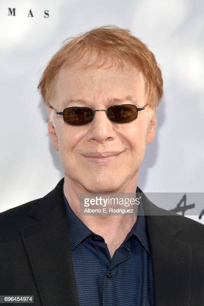 Composer Danny Elfman attends the premiere of 'Rabbit Rogue' during the 2017 Los Angeles Film Festival at Arclight Cinemas Culver City on June 15...