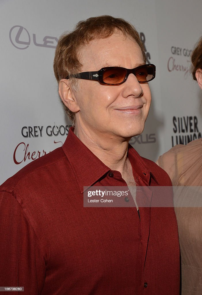Composer Danny Elfman attends the ''Silver Linings Playbook' Los Angeles special screening at the Academy of Motion Picture Arts and Sciences on November 19, 2012 in Beverly Hills, California.