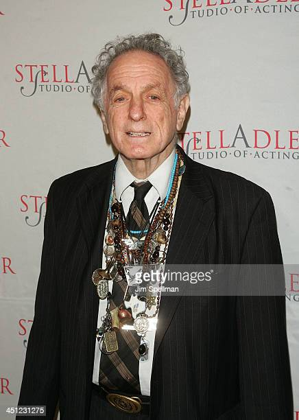 Composer David Amaram arrives at the 4th Annual Stella by Starlight Gala Benefit Honoring Martin Sheen at Chipriani 23rd st on March 17 2008 in New...