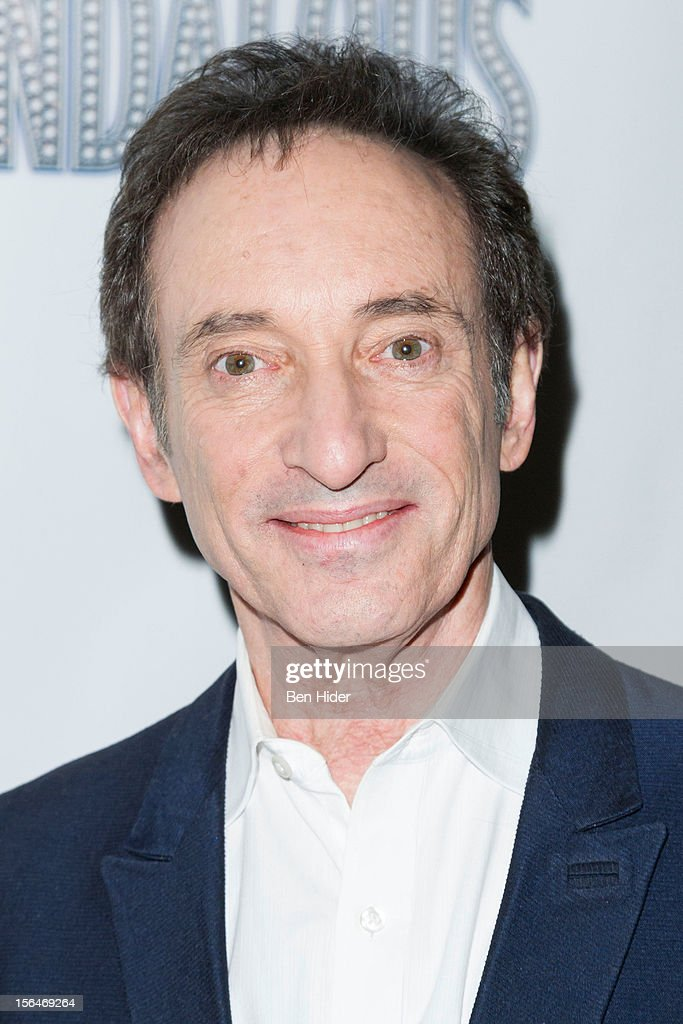 Composer David Pomeranz attends the 'Scandalous' Broadway Opening Night at Neil Simon Theatre on November 15, 2012 in New York City.