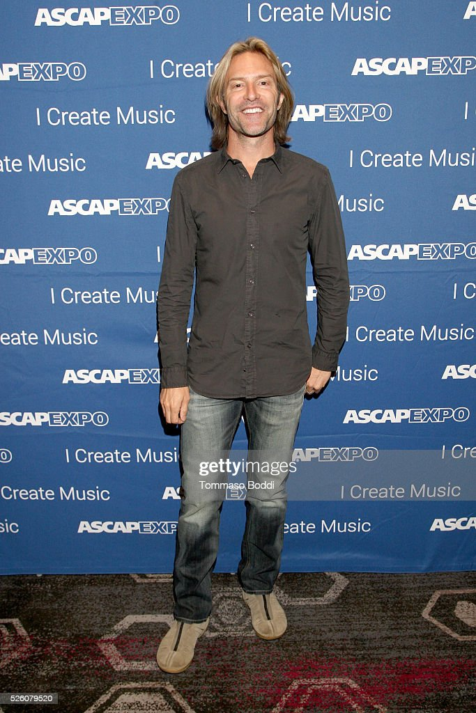 Composer Eric Whitacre attends the 2016 ASCAP 'I Create Music' EXPO on April 29, 2016 in Los Angeles, California.