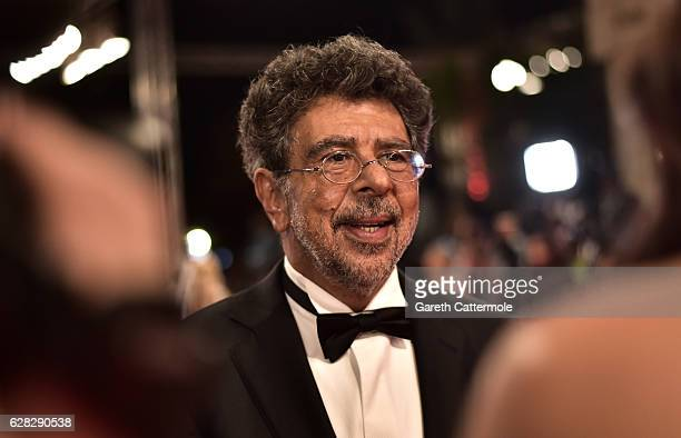 Composer Gabriel Yared attends the Opening Night Gala during day one of the 13th annual Dubai International Film Festival held at the Madinat...
