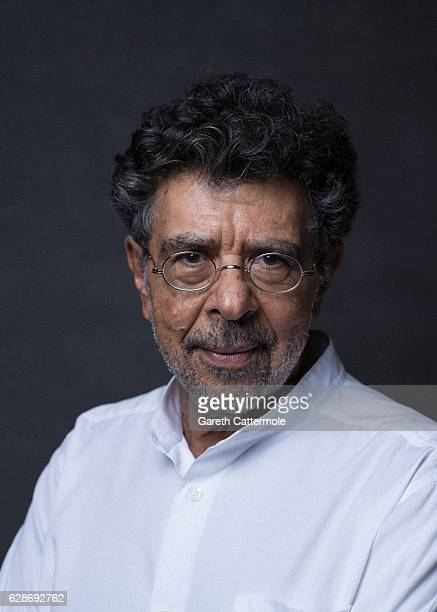 Composer Gabriel Yared poses at a portrait session during day two of the 13th annual Dubai International Film Festival held at the Madinat Jumeriah...
