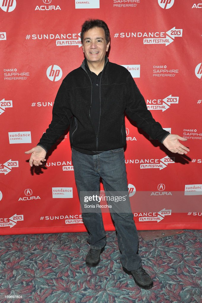 Composer Gary Lionelli attends the 'Pandora's Promise' premiere at Prospector Square during the 2013 Sundance Film Festival on January 18, 2013 in Park City, Utah.