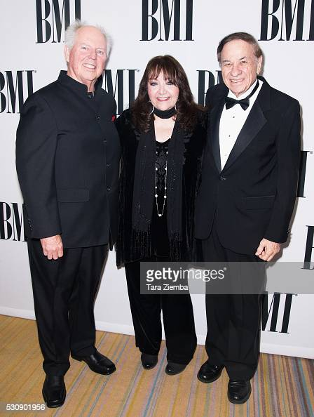 Composer George S Clinton BMI Vice President of Film and TV Relations Doreen Ringer Ross and Songwriter Richard Sherman attend BMI 2016 Film and TV...