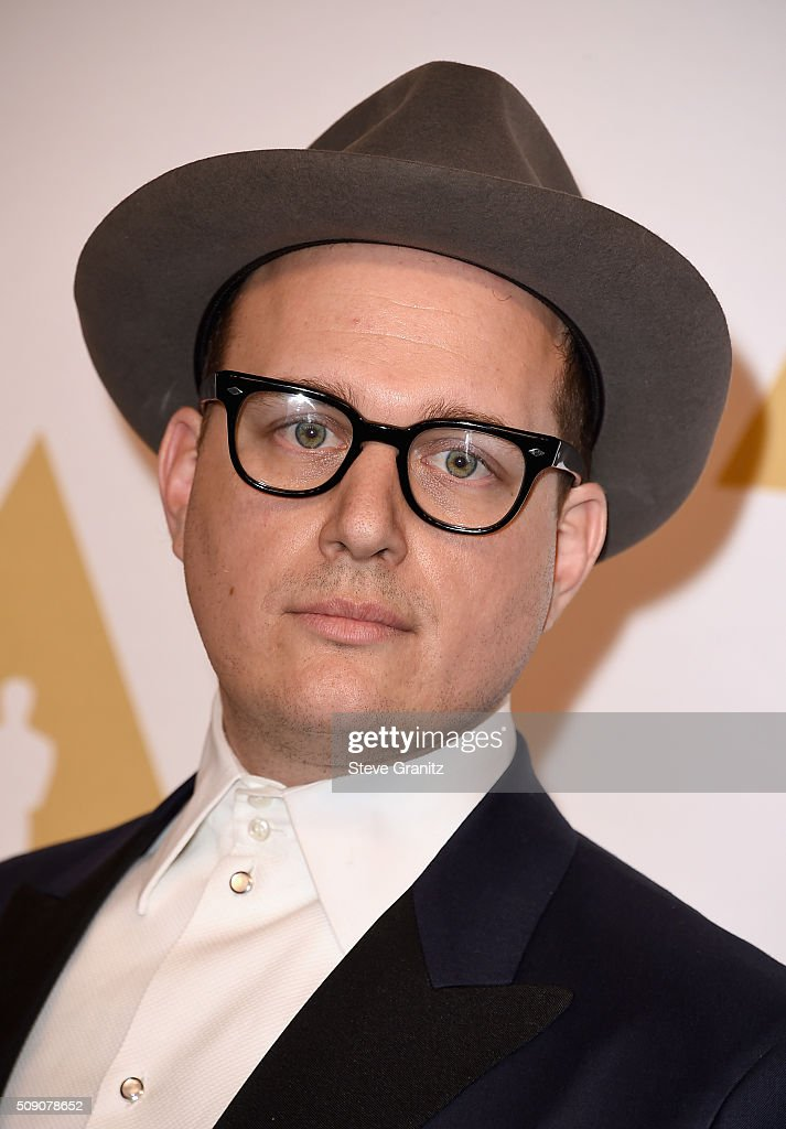 Composer <a gi-track='captionPersonalityLinkClicked' href=/galleries/search?phrase=J.+Ralph&family=editorial&specificpeople=7877856 ng-click='$event.stopPropagation()'>J. Ralph</a> attends the 88th Annual Academy Awards nominee luncheon on February 8, 2016 in Beverly Hills, California.