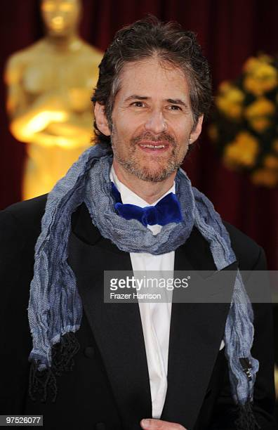 Composer James Horner arrives at the 82nd Annual Academy Awards held at Kodak Theatre on March 7 2010 in Hollywood California