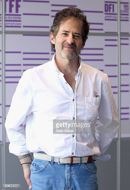 Composer James Horner attends day 3 of the 2011 Doha Tribeca Film Festival on October 27 2011 in Doha Qatar