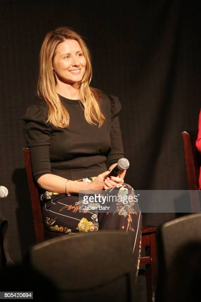 Composer Jamie Jackson participates in the Women In Entertainment panel discussion for SeriesFest Season 3 at Sie FilmCenter on July 1 2017 in Denver...