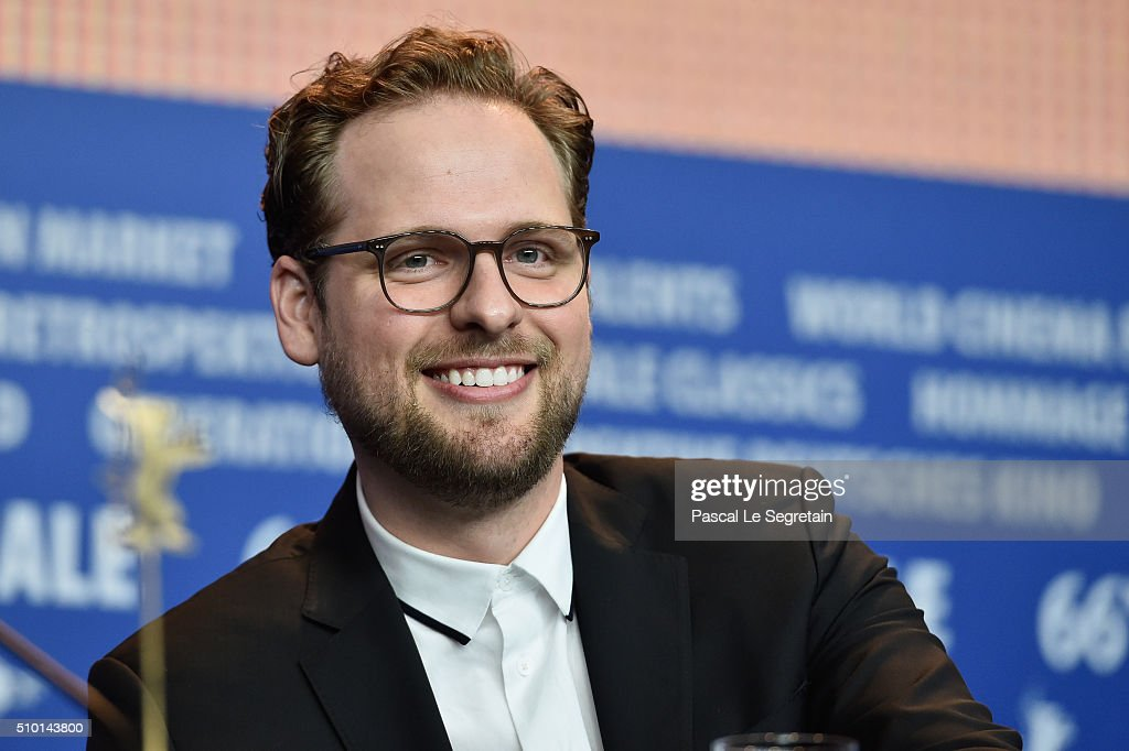 Composer Jay Wadley attends the 'Indignation' press conference during the 66th Berlinale International Film Festival Berlin at Grand Hyatt Hotel on February 14, 2016 in Berlin, Germany.