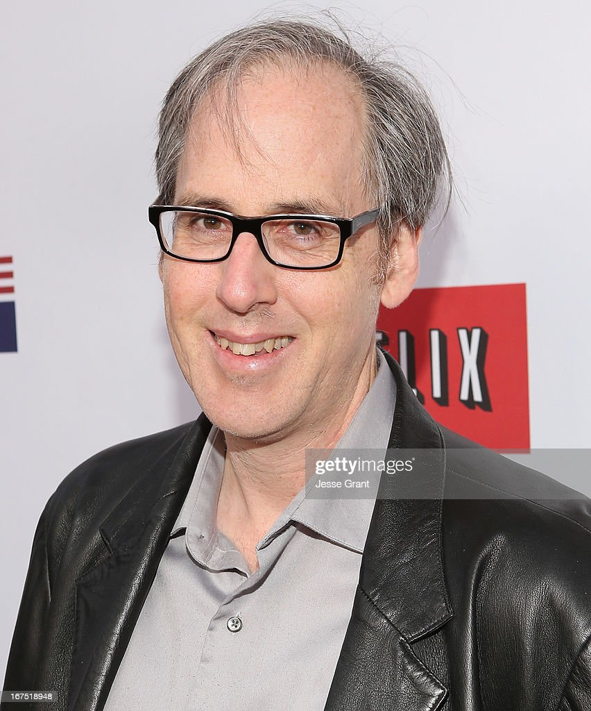 Composer Jeff Beal attends Netflix's 'House of Cards' For Your Consideration Q&A on April 25, 2013 at the Leonard H. Goldenson Theatre in North Hollywood, California.