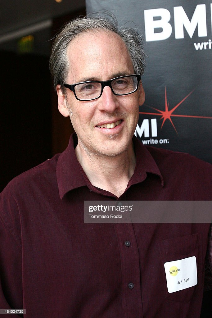 Composer Jeff Beal attends the Sundance Institute Composers Lab LA on April 12, 2014 in Beverly Hills, California.
