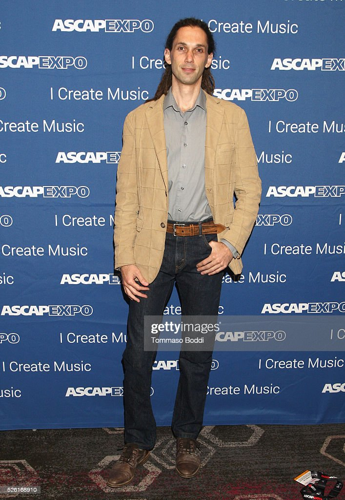 Composer Jeremy Borum attends the 2016 ASCAP 'I Create Music' EXPO on April 29, 2016 in Los Angeles, California.