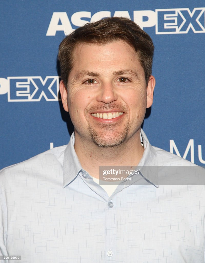 Composer Joey Newman attends the 2016 ASCAP 'I Create Music' EXPO on April 29, 2016 in Los Angeles, California.