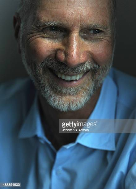 Composer John Luther Adams is photographed for Boston Globe on June 22 2015 in New York City