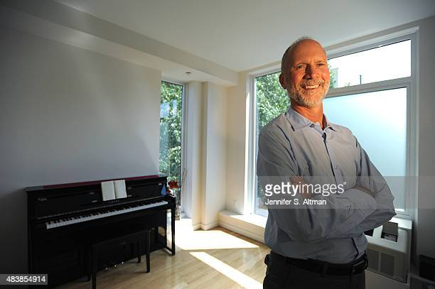 Composer John Luther Adams is photographed for Boston Globe on June 22 2015 in New York City PUBLISHED IMAGE