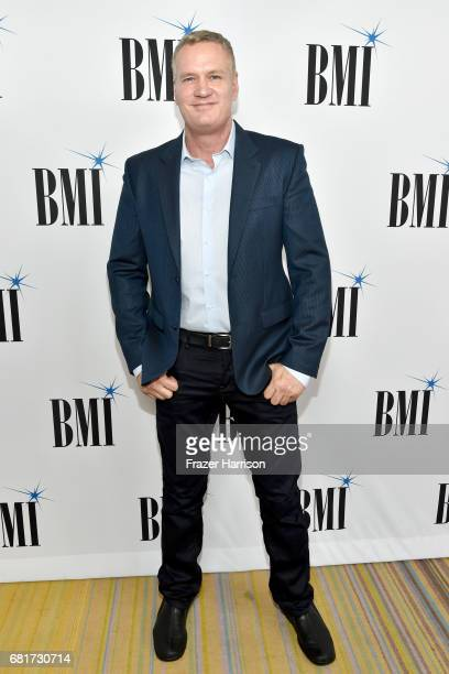 Composer John Ottman at the 2017 Broadcast Music Inc Film TV Visual Media Awards at the Beverly Wilshire Hotel on May 10 2017 in Beverly Hills...