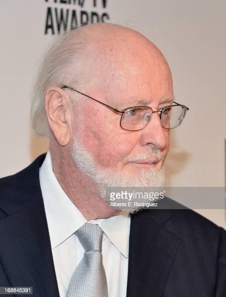 Composer John Williams arrives to the BMI Film TV Awards Gala at the Regent Beverly Wilshire Hotel on May 15 2013 in Beverly Hills California