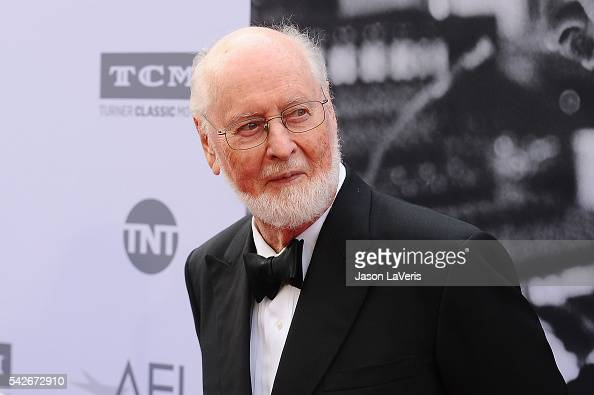 Composer John Williams attends the 44th AFI Life Achievement Awards gala tribute at Dolby Theatre on June 9 2016 in Hollywood California