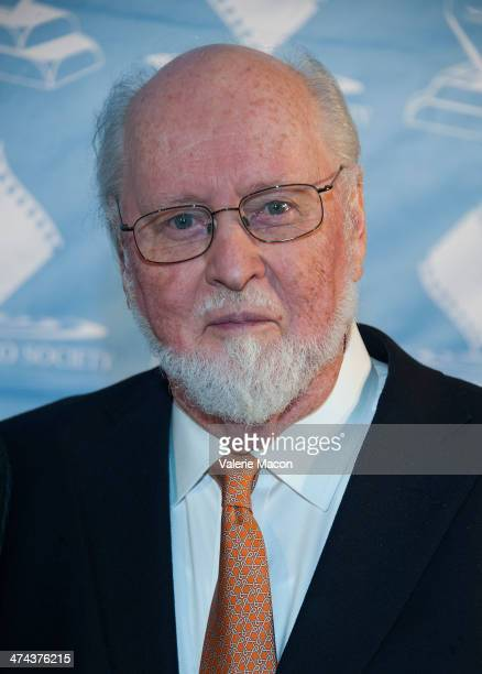 Composer John Williams attends the 50th Annual CAS Awards From The Cinema Audio Society at Millennium Biltmore Hotel on February 22 2014 in Los...
