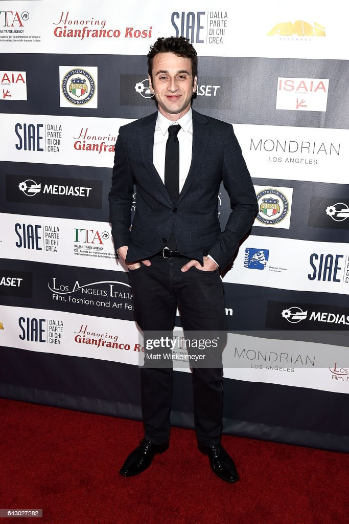 12th Edition Of The Los Angeles Italia Film, Fashion And Art Fest - Arrivals