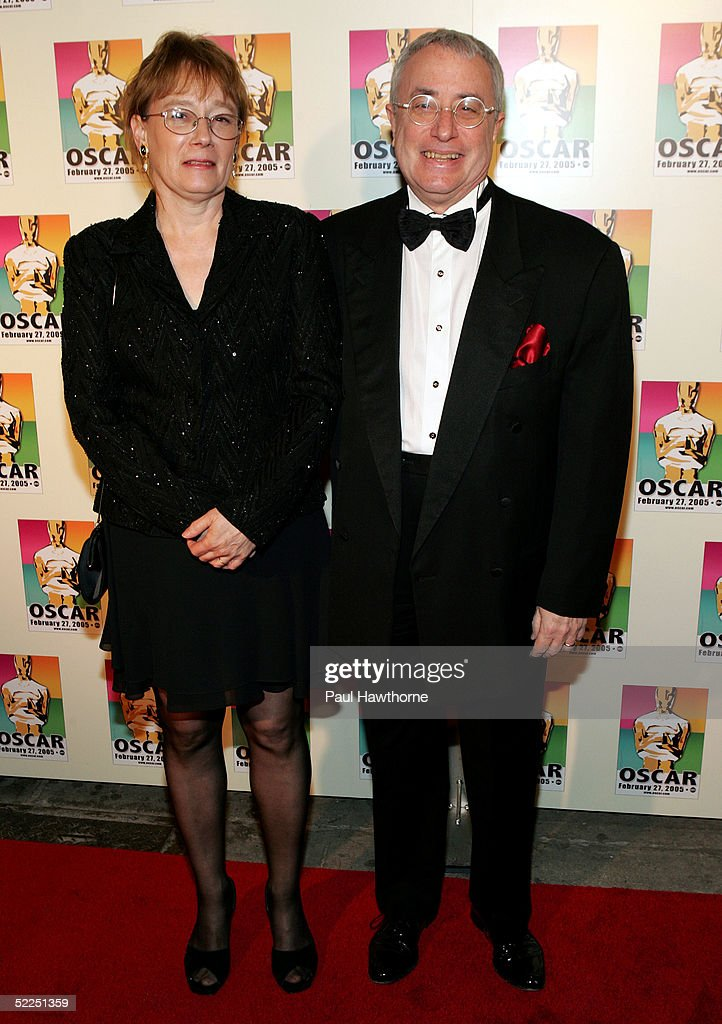 Composer Ken Ascher and wife Susanne attend the official New York celebration of the Academy Awards at Gabriel's February 27, 2005 in New York City.