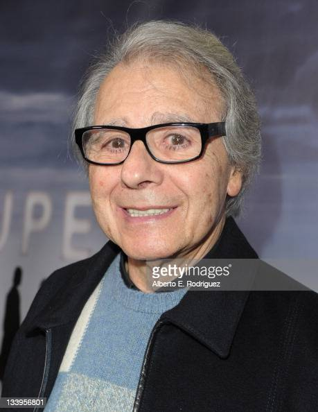 Composer Lalo Schiffrin arrives to Paramount Pictures' 'Super 8' Bluray and DVD release party at AMPAS Samuel Goldwyn Theater on November 22 2011 in...