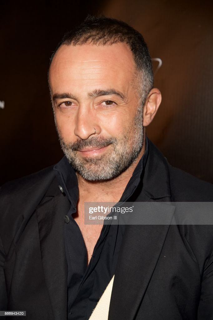 Composer Mario Domm attends Fuerza Mexico Fundraiser at Conga Room on October 26, 2017 in Los Angeles, California.