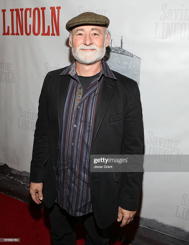 Composer Mark Adler attends the Pictures From The Fringe World Premiere of 'Saving Lincoln' at The Alex Theatre on February 13, 2013 in Glendale, California.