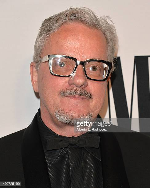 Composer Mark Mothersbaugh arrives to the BMI Film Television Awards at The Four Seasons Beverly Wilshire Hotel on May 14 2014 in Beverly Hills...