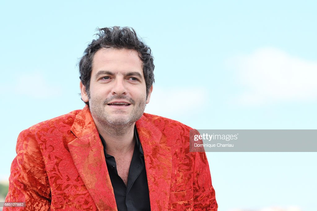 Composer Matthieu Chedid attends the 'Faces, Places (Visages, Villages)' photocall during the 70th annual Cannes Film Festival at Palais des Festivals on May 19, 2017 in Cannes, France.