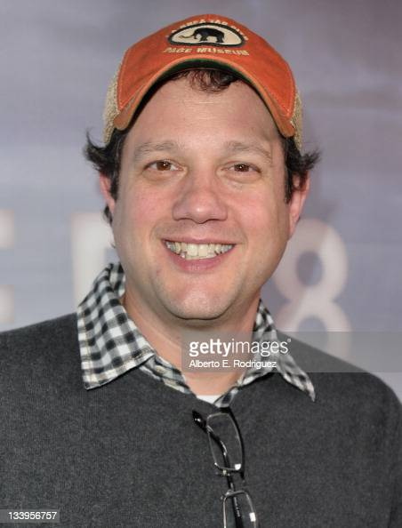 Composer Michael Giacchino arrives to Paramount Pictures' 'Super 8' Bluray and DVD release party at AMPAS Samuel Goldwyn Theater on November 22 2011...