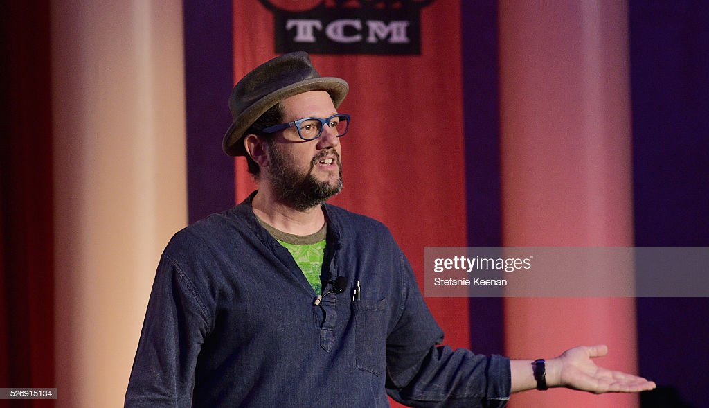 Composer <a gi-track='captionPersonalityLinkClicked' href=/galleries/search?phrase=Michael+Giacchino&family=editorial&specificpeople=798678 ng-click='$event.stopPropagation()'>Michael Giacchino</a> speaks onstage at 'The Art of the Filmscore: Creating Memories in the Movies' during day 4 of the TCM Classic Film Festival 2016 on May 1, 2016 in Los Angeles, California. 25826_005