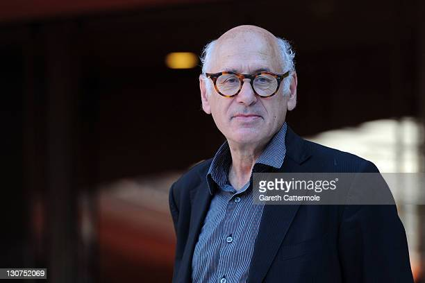 Composer Michael Nyman poses on the red carpet during 6th International Rome Film Festival on October 29 2011 in Rome Italy