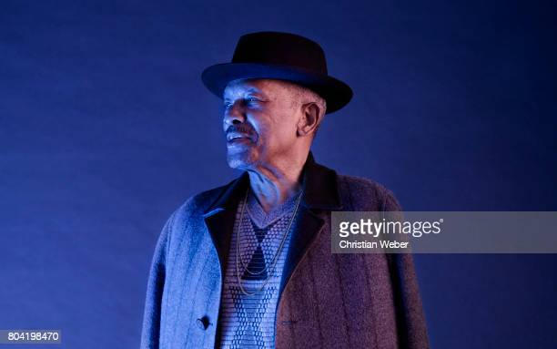 Composer musician Roy Ayers photographed for GQ Conde Nast on September 15 2016 in New York City