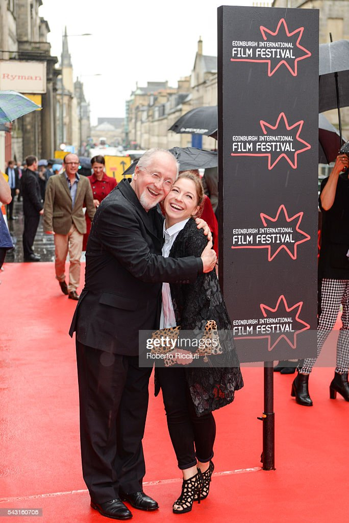 Composer Patrick Doyle (left) attends the EIFF Closing Night Gala and World Premiere of 'Whisky Galore!' during the 70th Edinburgh International Film Festival at Festival Theatre on June 26, 2016 in Edinburgh, United Kingdom.