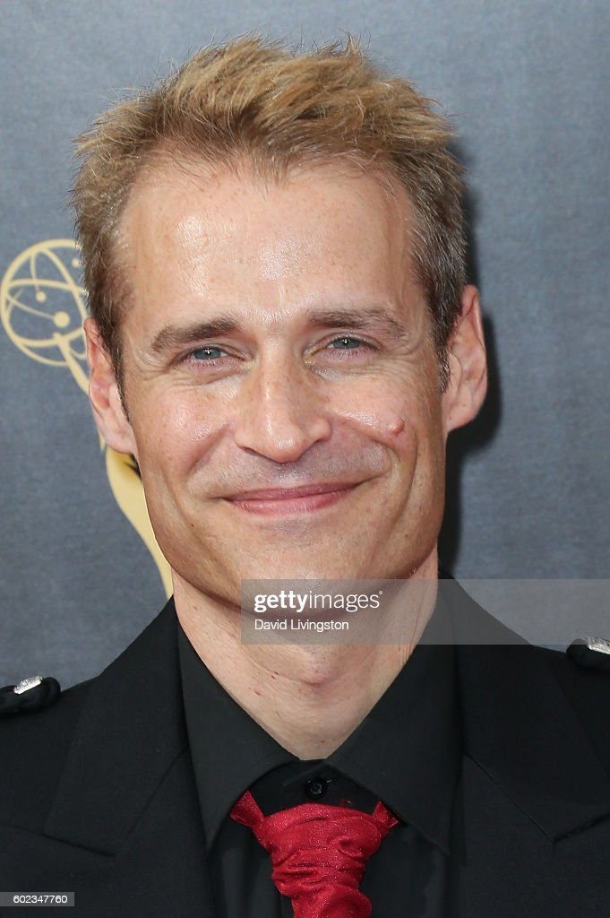 Composer Paul Leonard-Morgan attends the 2016 Creative Arts Emmy Awards Day 1 at the Microsoft Theater on September 10, 2016 in Los Angeles, California.