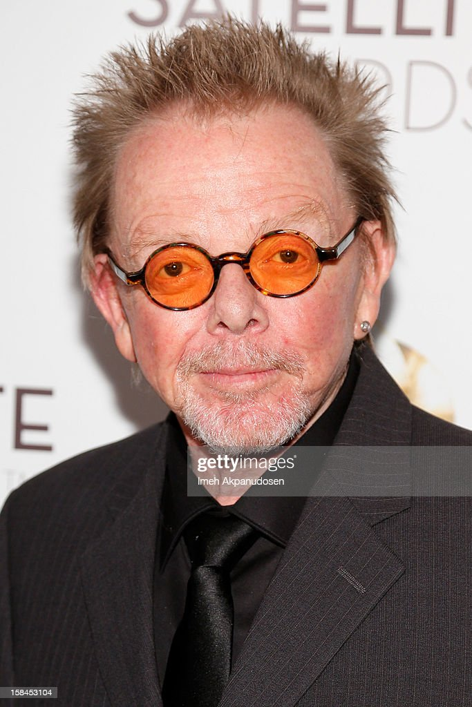 Composer Paul Williams attends International Press Academy's 17th Annual Satellite Awards at InterContinental Hotel on December 16, 2012 in Century City, California.
