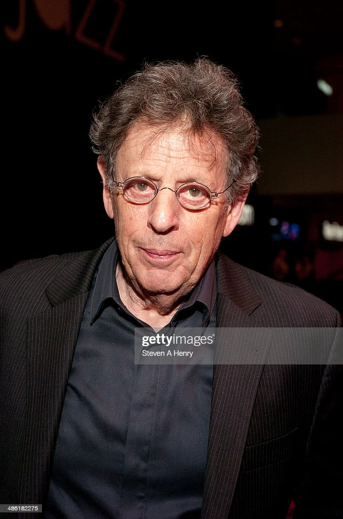 Composer Philip Glass attends the 2014 Kids In Need Of Defense Gala Benefit Dinner at Frederick P. Rose Hall, Jazz at Lincoln Center on April 22, 2014 in New York City.